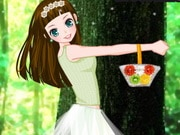 Tree Hugger Girl Dress Up