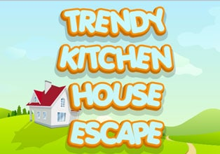 Trendy Kitchen House Escape