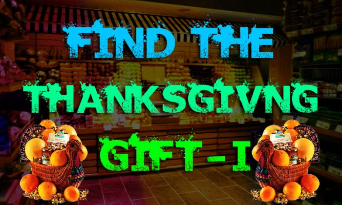 TTNG Find The Thanksgiving Gift 1