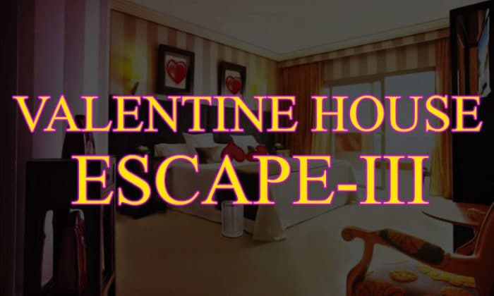 Valentine House Escape 3