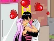 Valentine Night Of Kissing