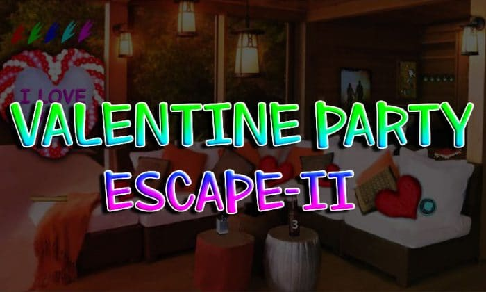 Valentine Party Escape 2