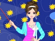 Weather Girl Dress Up