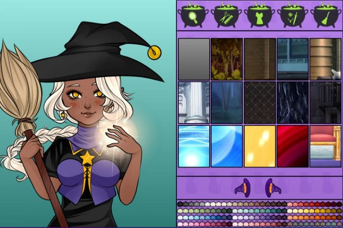 Witch Apprentice Creator