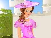 Young Princess Dress Up
