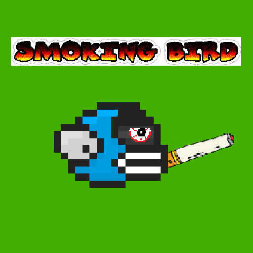 Smoking Bird