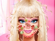 Barbara Skin Care and Dress Up