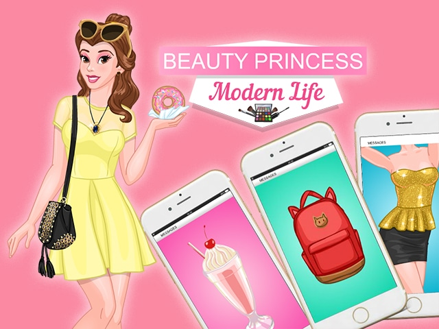 Beauty Princess Modern Life