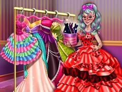Dove Carnival Dolly Dress Up H5
