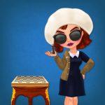 Eliza Queen of Chess