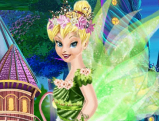 Forest Fairy Dressup