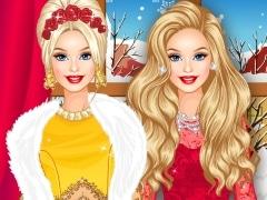 Glittery Fashion Diva