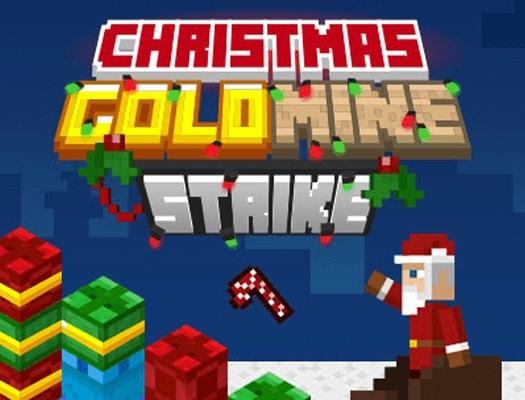 Gold Mine Strike Christmas
