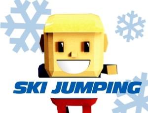 KOGAMA: Ski Jumping!!