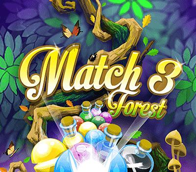 Match-3 Forest