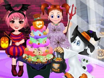 Monster Cake!