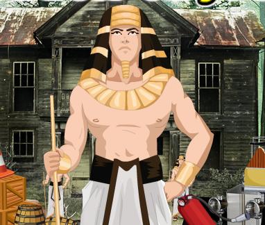 Pharaoh House Hidden Object