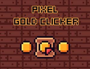 Pixel Gold Clicker