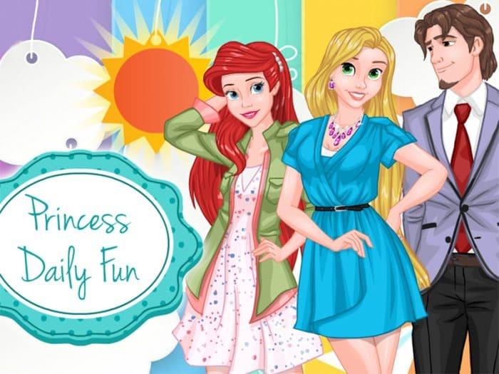 Princess Daily Fun