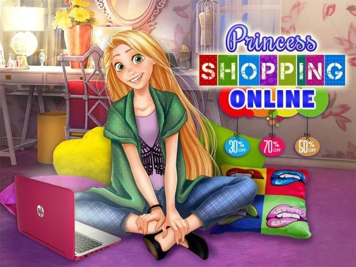 Princess Shopping Online