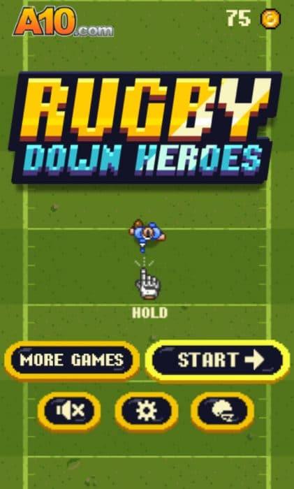 Rugby Down Heroes