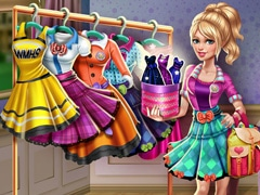 Sery College Dolly Dress Up H5