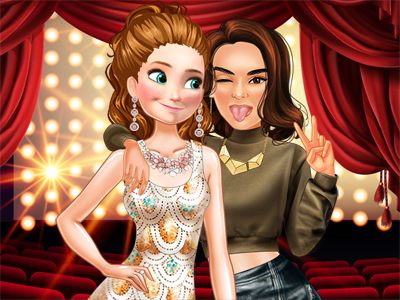 Stars & Royals BFFs: Kendall & Anna