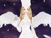 Amy Last Angel Dress Up