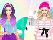 Barbie 4 Seasons