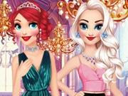 Disney Girls Gala Prep