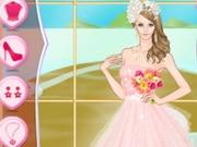 Helen Breezy Bride Dress Up