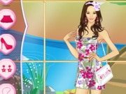 Helen Cherry Blossom Dress Up