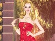 Helen Pretty Cover Girl Dress