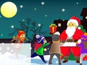 Magic Christmas Jigsaw