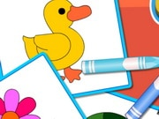 Puzzle Coloring Game