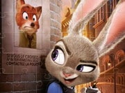 Zootopia Jigsaw Puzzle